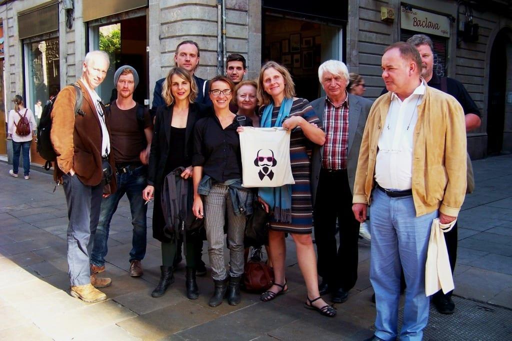 ESFN meeting in Barcelona 2014